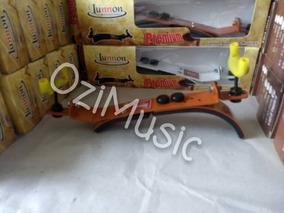 Espaleira Profissional Viola Lunnon Premium Bonmusica 39 41