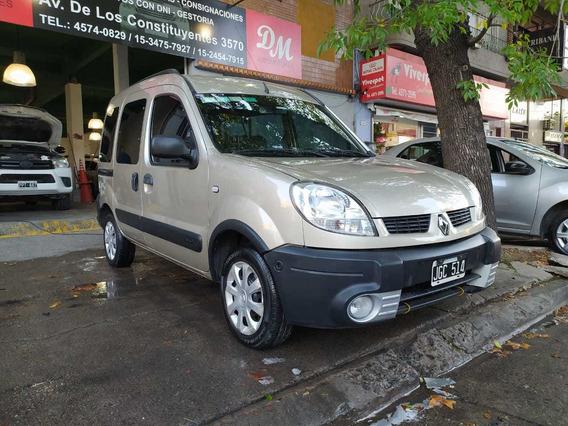 Renault Kangoo 1.6 Authentique Da Aa Cd 1plc