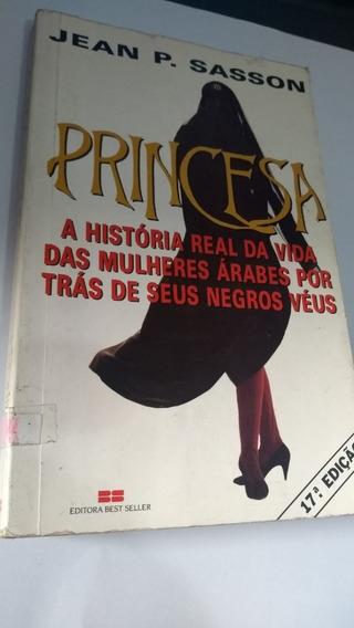 * Livro - Jean P. Sasson - Princesa