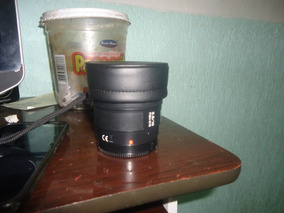 Lente Sony Fisheye 16mm F/2.8 Sal16f28 A-mount Full Frame