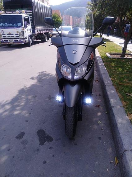 Sym Citycom 300 I Cbs
