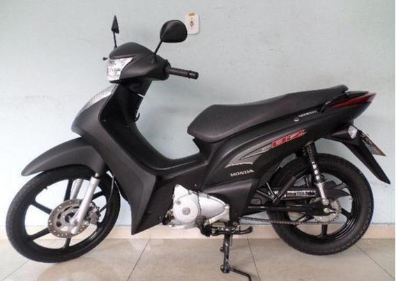 Honda Biz 125 Ex 2015