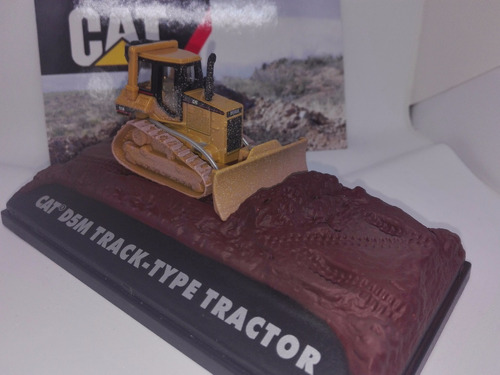 Perudiecast Cargador Cat D5m Track-type Tractor Norscot 1:87