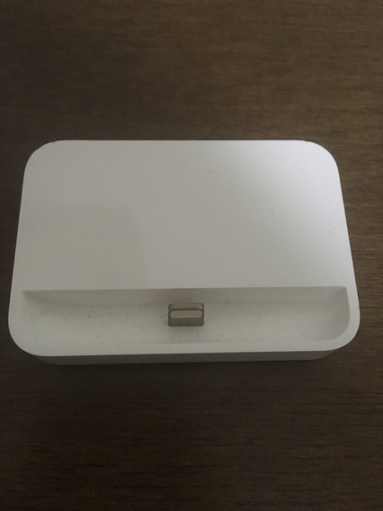 Dock Lightning iPhone 5 5c 5s E Se Original Mod. A1505