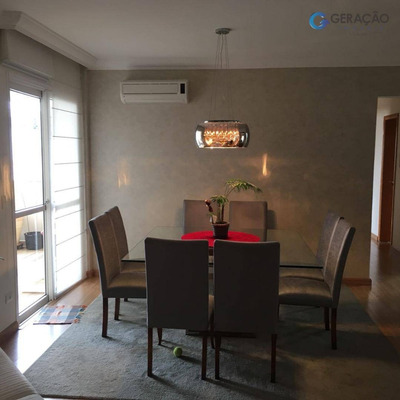 Apartamento Com 3 Dormitórios À Venda, 107 M² Por R$ 540.000 - Jardim América - São José Dos Campos/sp - Ap11712