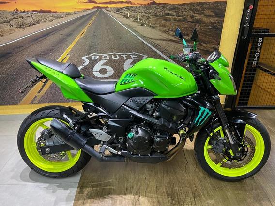 Kawasaki Z 750 2011 Impecavel