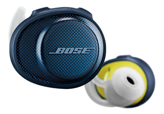Audífonos Bose Soundsport Free In Ear Bluetooth Azul