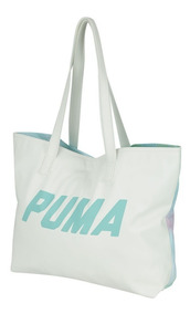 Bolsa Puma Feminina Prime Large Shopper P 74554 Bco/ver