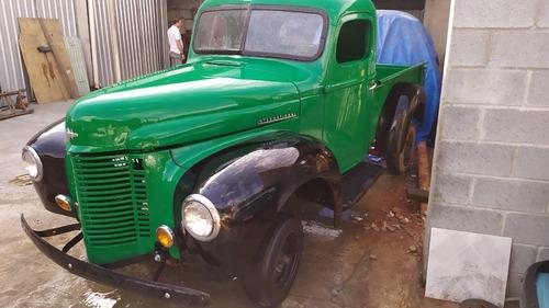 Pickup Internacional 1947 - Kb 3