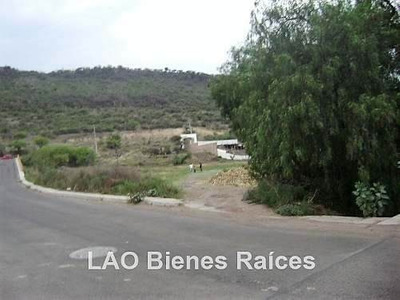 Terreno En Venta En La Cañada, Qro