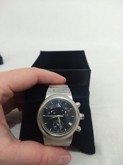 Relógio Masculino Calvin Klein Original Usado Impecável!!!