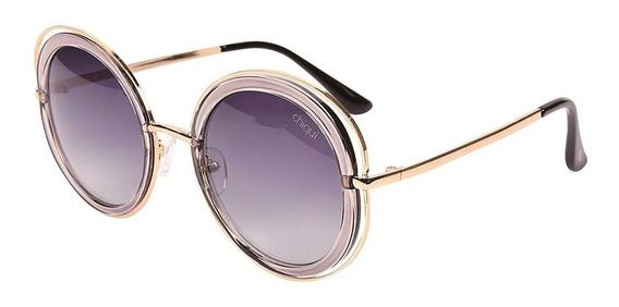 Óculos De Sol Feminino Moda Retro Original Full 2019
