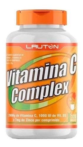Lauton Vitamina C Complex 120 Comprimidos (suplemento)