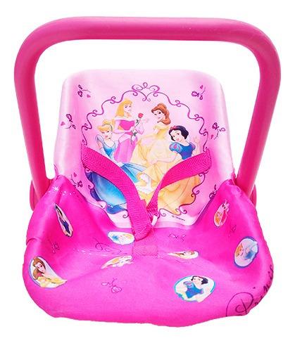 Porta Bebe Nenuco De Princesas
