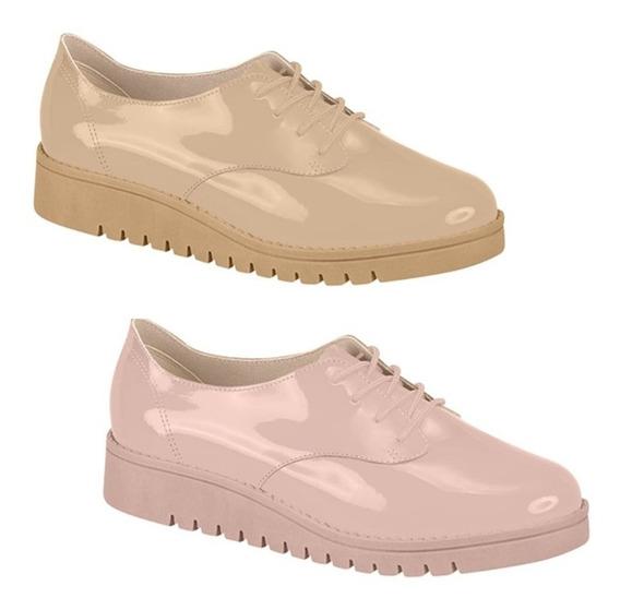 Sapato Oxford Beira Rio Feminino Casual 4174319