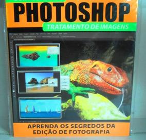Livreto Revista Guia De Photoshop Tratamento De Imagens Novo