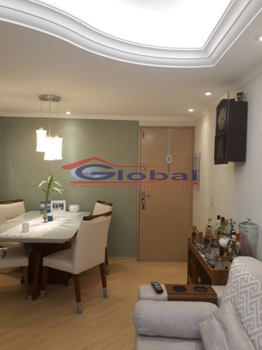 Apartamento Vila Lutécia - Gl40001