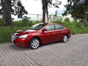Nissan Sentra 1.8 Exclusive Navi At 2016