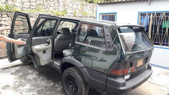 Ssangyong Musso Se Vende Camioneta