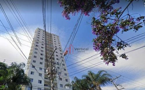 Imagem 1 de 30 de Apartamento À Venda, 86 M² Por R$ 650.000,00 - Tatuapé - São Paulo/sp - Ap6322