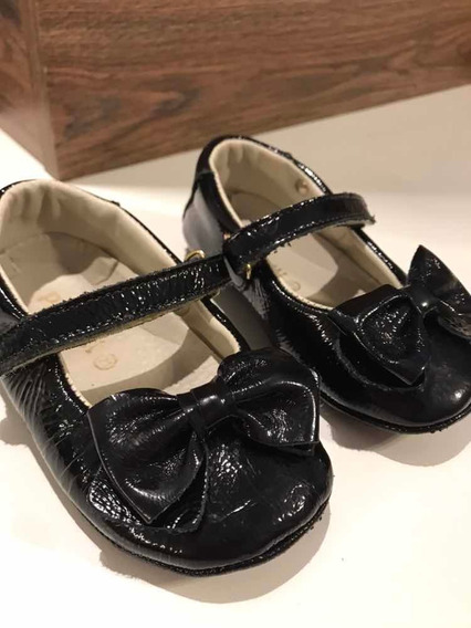 Sapato Pampili Preto Na Caixa