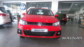 Volkswagen Vw Nuevo Gol 1.6 0km Financiado Fu