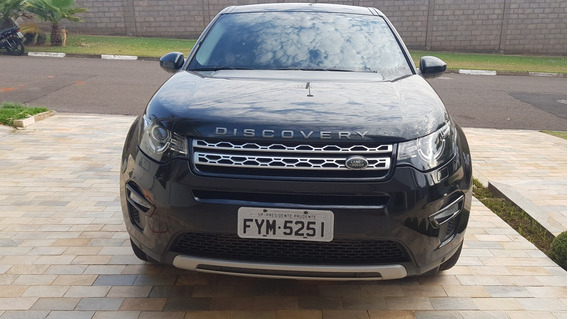 Land Rover Discovery Sport 2.0 Si4 Hse 5p 7 Lugares.