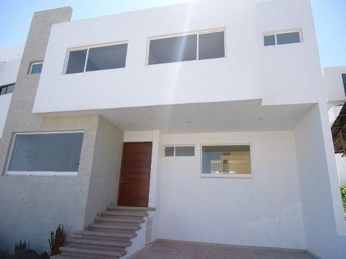 Renta Casa Nueva Amplia 3 Recamaras Estudio Sala Tv Zibata