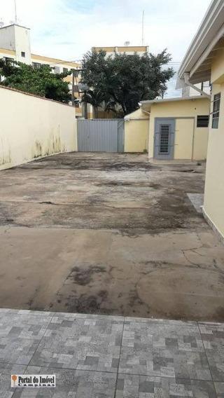 Casa Comercial Para Locação, Jardim Do Trevo, Campinas. - Ca0168