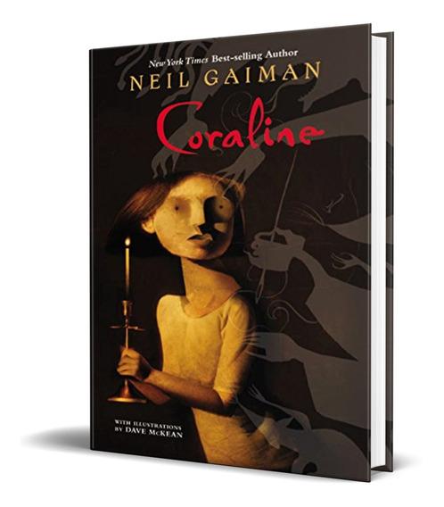 Libro Coraline Inglés - Neil Gaiman [ Pasta Dura ] | Mercado Libre