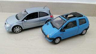 Renault Twingo Anson 1/18 Y Megane Maisto 1/18