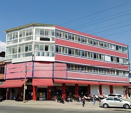 Edificio En Venta Saavedra Galindo, Oriente, Cali