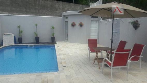 Casa De Condomínio Em Bragança Paulista - Sp - Ca0293_brgt