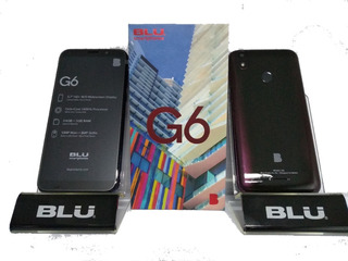 Blu G6 64gb+3ram