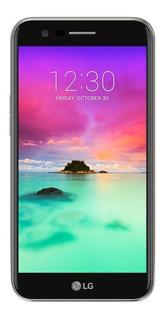 LG K10 M250 16gb 2gb Ram Celular Perfecto Estado Usado Gris