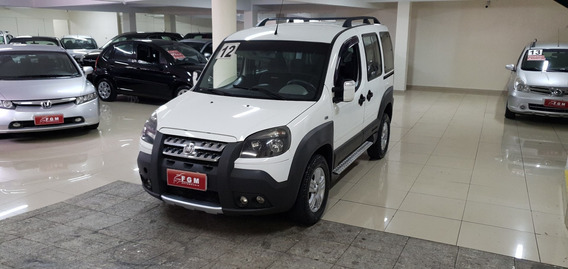 Fiat Doblò Adventure Locker 1.8 8v Flex Manual 2012