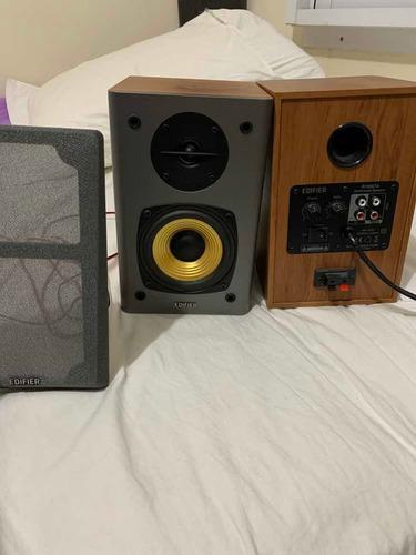 Monitores De Referência Edifier R1000t4 Bivolt (retirada Só)