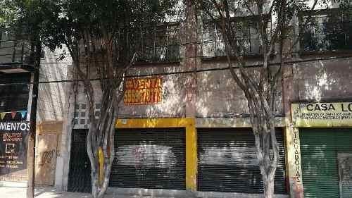 Terreno Para Inversionistas. Cerca Metro Tacuba.