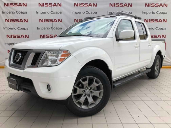 Nissan Frontier Pro 4x4 At 2017
