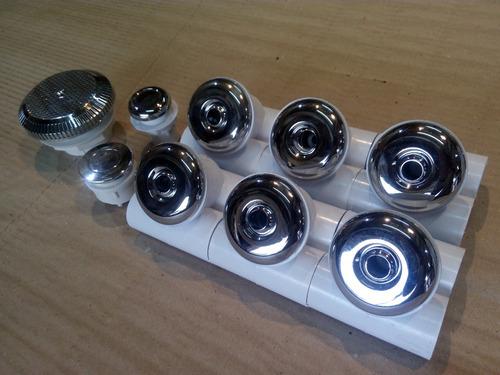 Kit Hidromasaje 6 Jets+pulsador+regul+filtro Pelos+bomba 1/2