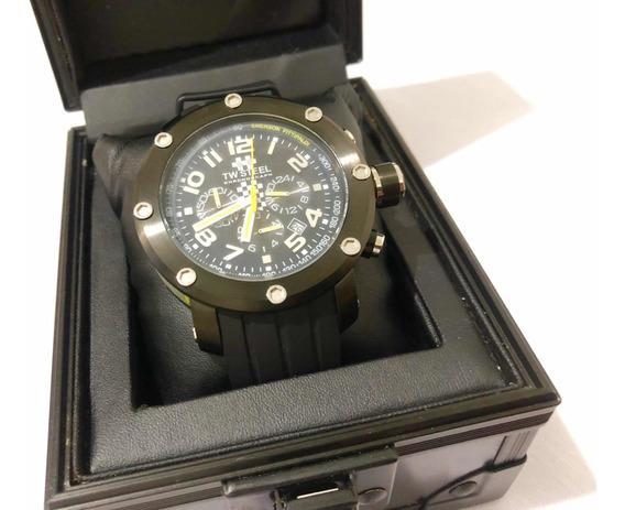 Relógio Tw Steel Série Especial Emerson Fittipaldi Tw609