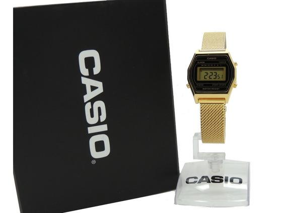 Relógio Casio Vintage Feminino La690wemy-1df - Nfe