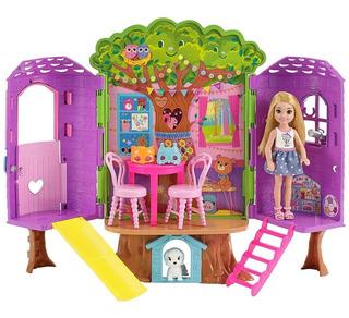 Barbie Casa Del Árbol Chelsea Treehouse