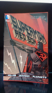 Hq Superman Red Son Importada - Mark Millar