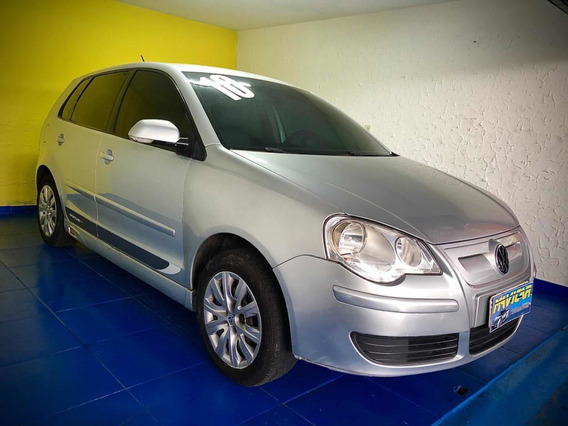 Volkswagen Polo 1.6 Bluemotion Total Flex 5p 2010