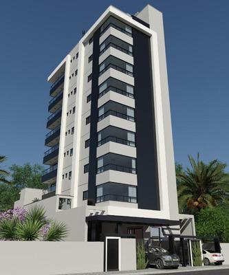Apartamento Com 3 Dormitórios À Venda, 139 M² Por R$ 739.000 - Itacolomi - Balneário Piçarras/sc - Ap0506