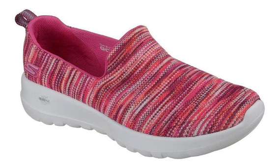 Tênis Skechers Go Walk Joy Terrific Feminino 15615-pkmt