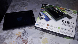 Tablet Coby Kyros