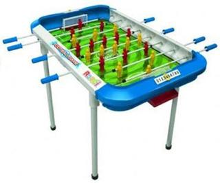 Metegol Grande Rondi Patas Metálicas Football Game Babymovil