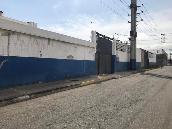 Galpon Industrial En Alquiler Barquisimeto Rah: 20-10820